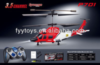 Hot selling small size 3.5CH R/C Helicopter RC toys