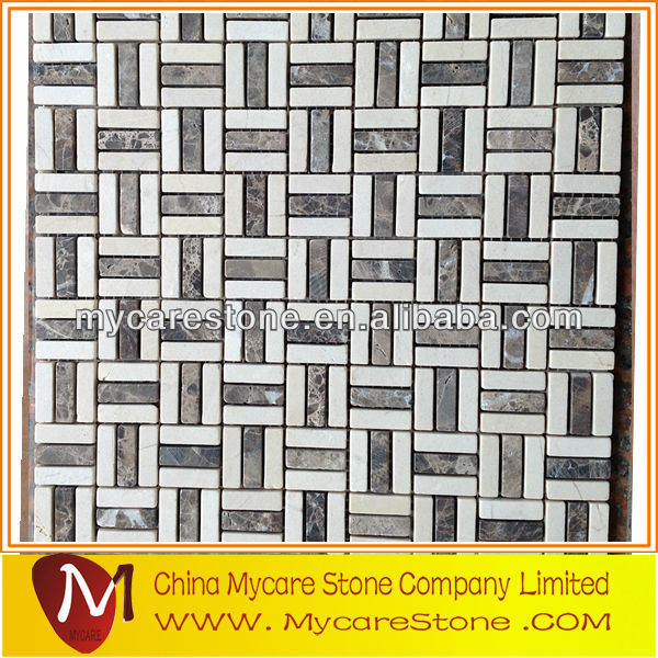 2013 nature paving stone mosaic