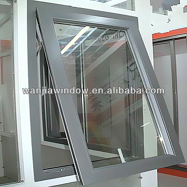 Foshan wanjia factory upvc top hung window stay