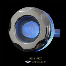 "3.5"" Led Hot Tub Jet Spa Wellness Products Swimming Pool Spray Jet"