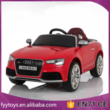 New Licensed plastic type 12v Children battery operated rides toy car ride on car for kids