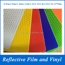 Good Quality self adhesive reflective vinyl/film/sheet