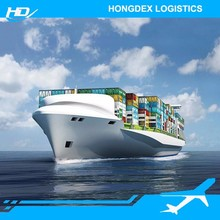 container sea freight forwarder from china to india/dublin of ireland