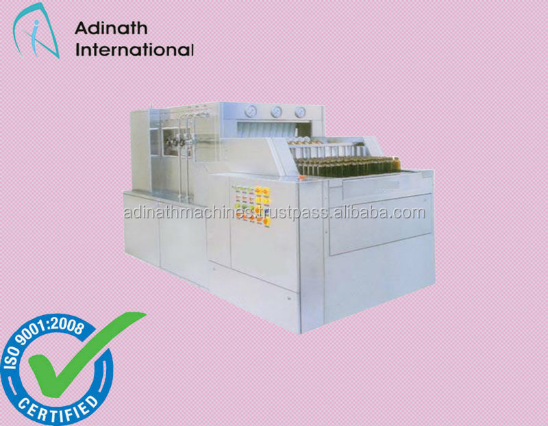 Automatic Bottle Washing Machine/ Bottle Cleaning Machine/Glass or Plastic Bottle Washing Machine