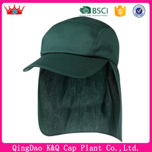 Custom High Quality Military Style Legionnaire Hat Cap with Neck Flap
