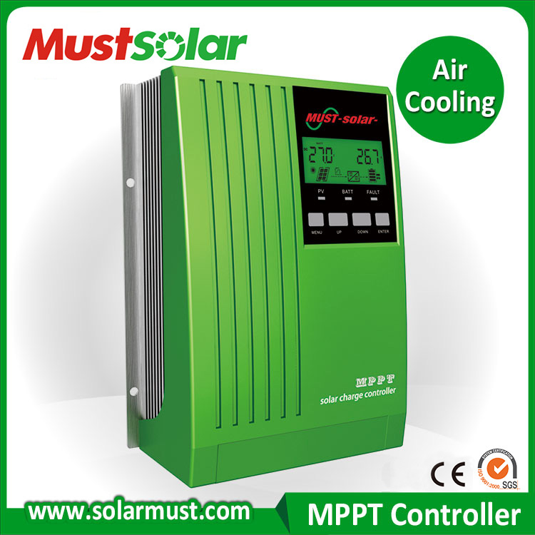 MPPT Solar Charge Controller 230v battery charger