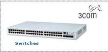 3Com Switch 3C16820 14-Slot 4005 Modular Switch, Layer 3