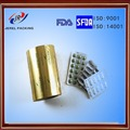 pharmaceutical packaging gold HSL4-6gsm blister aluminum foil