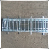 Serrated Top Trench Grates And Frames
