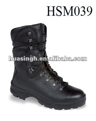 British Han Edition Police Boot Military Boot