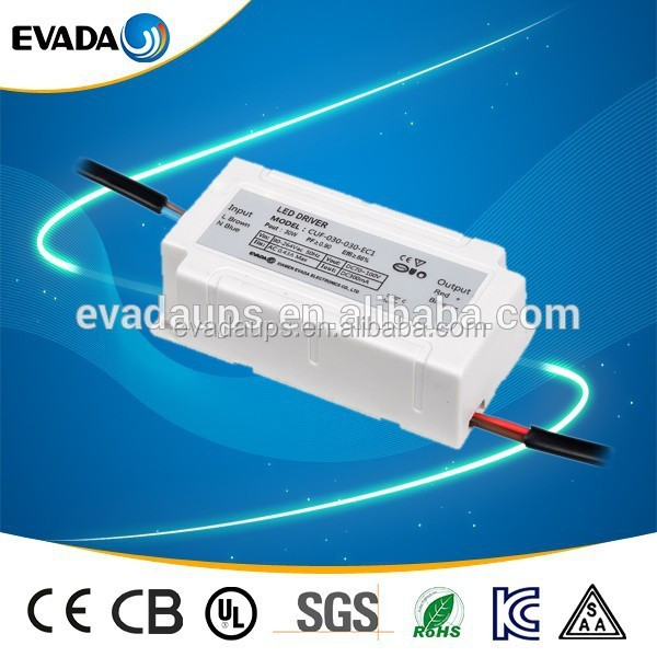 Non-isolate waterproof led driver 12W 20W 36W 45W switching power supply 36v made in China