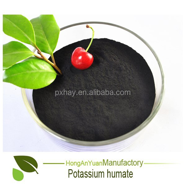 potassium humate powder potassic fertilizer