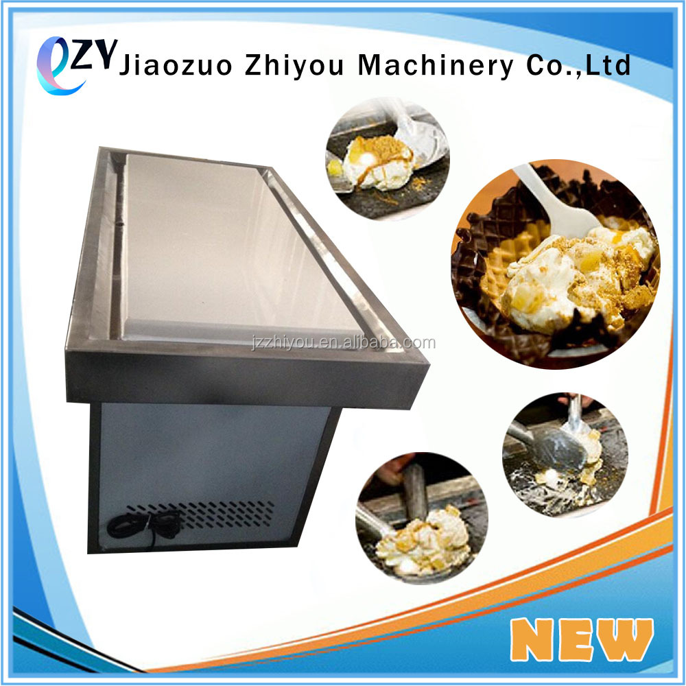 best price marble cold stone plate fried ice cream machine roll machine for sale(whatsapp:0086 15639144594)