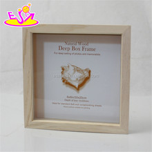 high quality wooden love photo frames for household W09A021