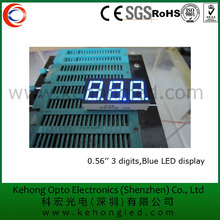 alibaba new product 0.4'' three digit 7 segment led display for small sound