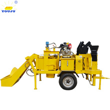 m7mi twin drawing of block making machine diesel engine brick machine