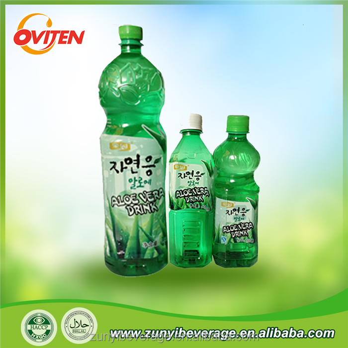 180ml Canned Original taste Aloe Vera Pulpy Drink