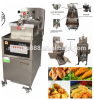 kfc chicken potato frying automatic oil fryer, used henny penny pressure fryer, electric ventless fryer induction cooker