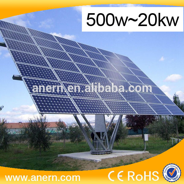 1kw-20kw home solar systems with solar inverter, battery and solar panel