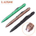 LAIX Hot Sale Tactical Pen With LED Flash Light Aluminium Multifunction Self Defense Pen Wholesale Customization Manufacturers