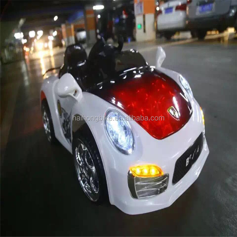 new design 2016 hot selling cheap kids electric cars