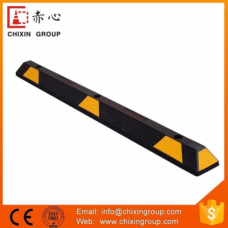 Reflective Tape Ensure Max Wholesale Wheel Stopper