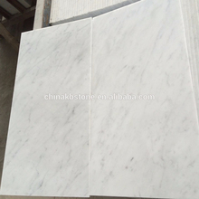 Carrara white marble stone tile brick