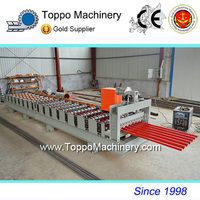 New Type Automatic Corrugated Sheet Pasting Machine