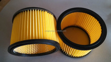 high efficient cartridge filters with metal mesh Wet/Dry Vacuum Cartridge Filter