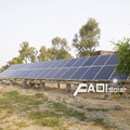 Portable solar generator system high efficient solar panel system