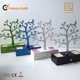 Jewelry Tree Stand Metal Jewelry Organizer Holder Display for Earrings, Bracelets, Necklaces