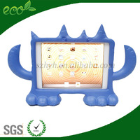 best sell kids 7.9 inch unique monster shape EVA eco friendly foam tablet case for iPad mini