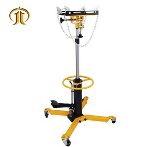 Truck Hydraulic Transmission Jack 0.5Ton Single-Cylinder Transmission Hydraulic Jack
