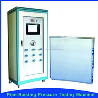 Pipe Static bursting hydraulic pressure testing machine