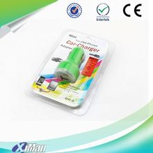Custom plastic action figure blister card for mobile charger