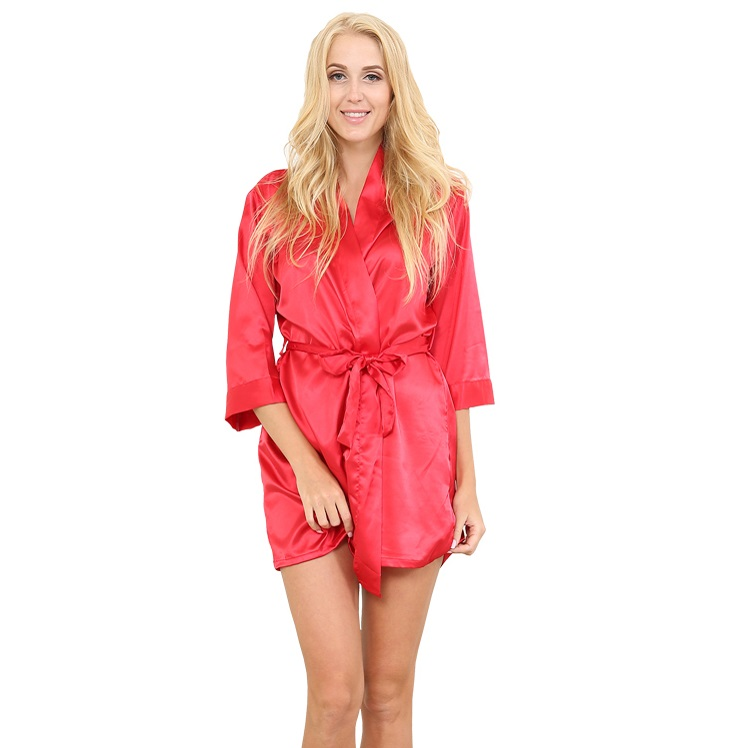 Wholesale woman in silk nightgown - Online Buy Best woman in silk ...