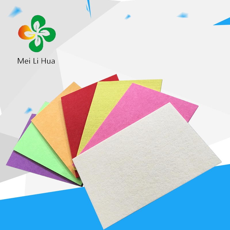 Selling! polyester acoustic panel self adhesive sound insulation foam