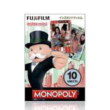 Fujifilm Instax Mini Monopoly Instant Photo Film
