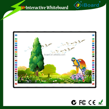 82 84 88 92 96 inch IR multi touch smart board cheap portable interactive whiteboard