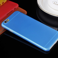 Stylish Frosted Ultra Thin 0.3mm cheap mobile phone case for iphone 6