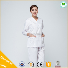 2016 Hot Sale Hospital Clothing, Sexy Nurses Doctor, Medical Clothes for Nurse