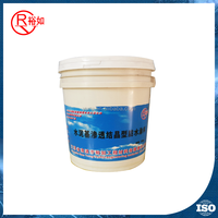 Cementitious capillary crystalline Waterproof coating for tunnel and pool