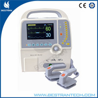 BT-8000D China factory sale cheap portable defibrillator biphasic price