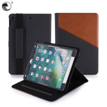 High Quality flip stand pu leather tablet Case For Ipad Pro 10.5""