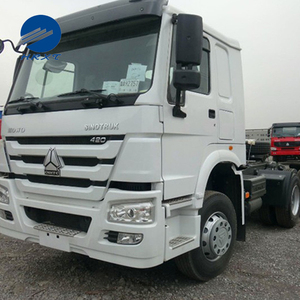 Right hand driving 6x4 heavy duty tractor truck for sale