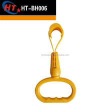 bus interior parts yellow plastics safety ring with ISO