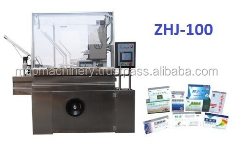 ZHJ 2 Series Automatic Cartoning Machine