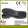 Chinese factory OEM RB suelas de zapatos for men
