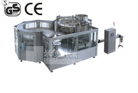 MIC40-40-10 Automatic Carbonated beverage/bottling/packing Machine For Soda Water