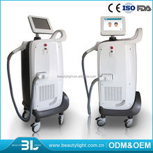Beauty machine depilight 808nm diode laser painless hair removal machine for sale